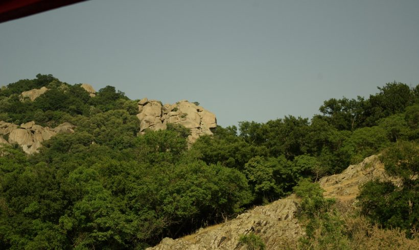Rock phenomenon Lavskata Glava (Lion's Head)